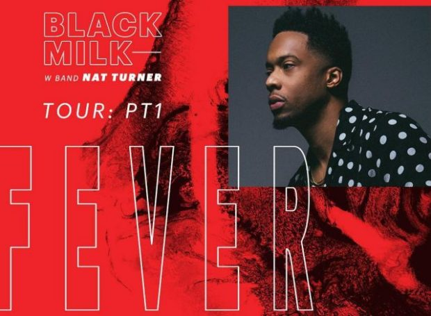 black milk announces fever tour