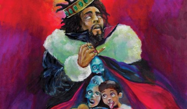 J. Cole 'KOD' Album Artwork & Tracklist Revealed