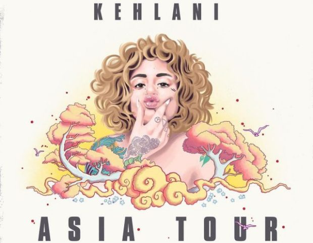 kehlani announces asia tour dates