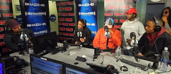 The Internet Announce New Album 'Hive Mind' on Sway In The Morning