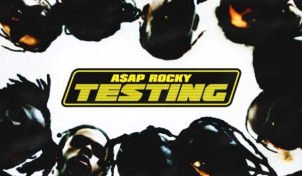 ASAP Rocky 'Testing' Album Artwork Revealed