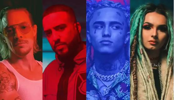 Music Video: Diplo, French Montana & Lil Pump ft. Zhavia – Welcome To The Party