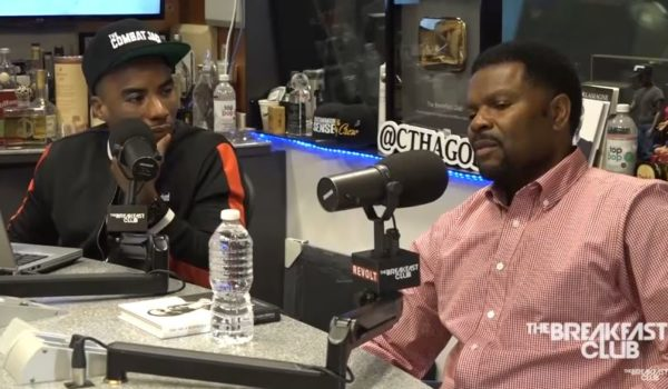 Video: J. Prince Talks Advising Drake Against Releasing Pusha T Response on The Breakfast Club