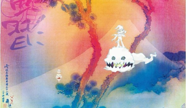 Album Stream: Kanye West & Kid Cudi – Kids See Ghosts