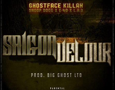 New Music: Ghostface Killah ft. Snoop Dogg, E-40 & LA The Darkman – Saigon Velour