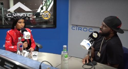 Video: Nicki Minaj & Funkmaster Flex Squash Beef And Sit Down For A New Interview