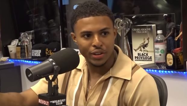 diggy simmons talks it is what it is career and more on the breakfast club