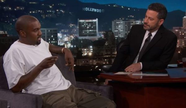 Video: Kanye West – Jimmy Kimmel Live Interview