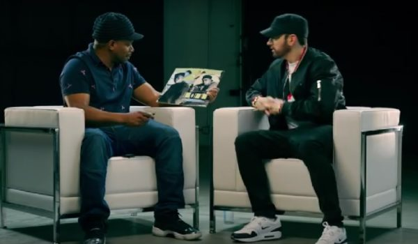 Video: Eminem & Sway – The Kamikaze Interview