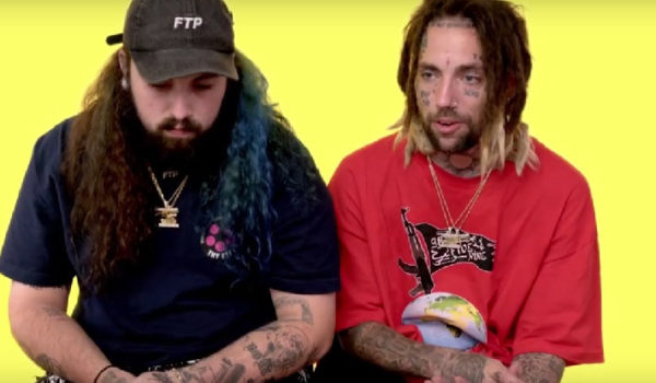 "Video: SUICIDEBOYS Break Down The Lyrics For ""Carrollton"" W/ Genius"