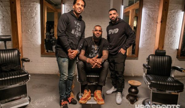 Video: Drake Talks Kanye West Beef, Family & More On The Shop With LeBron James