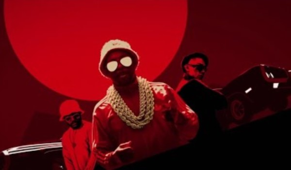 Music Video: The Black Eyed Peas ft. Nas – BACK 2 HIPHOP