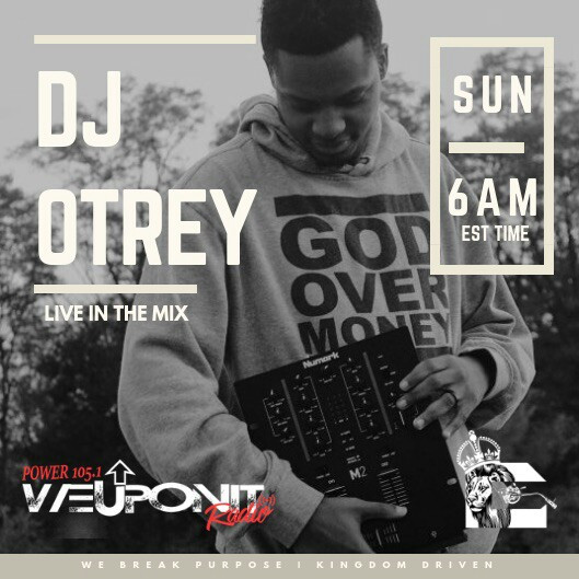 DJ O-Trey Sunday Mixdown