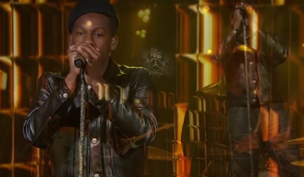 Video: Leon Bridges – Shy (Live On Jimmy Kimmel Live!)