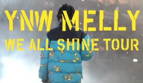 YNW Melly Announces 'We All Shine' Tour With Asian Doll