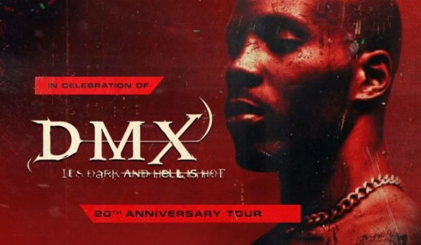 DMX Announces 'It's Dark And Hell Is Hot' 20 Year Anniversary Tour