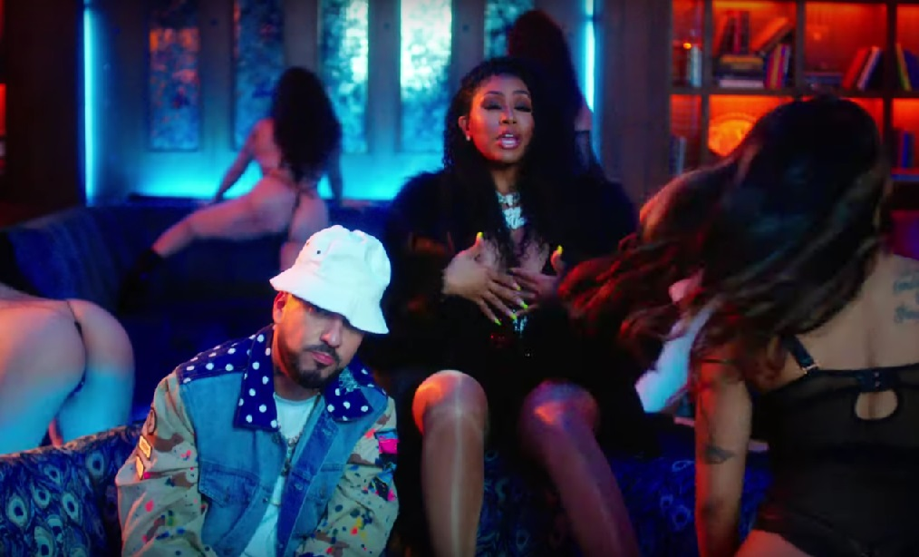 French Montana ft. City Girls – Wiggle It video