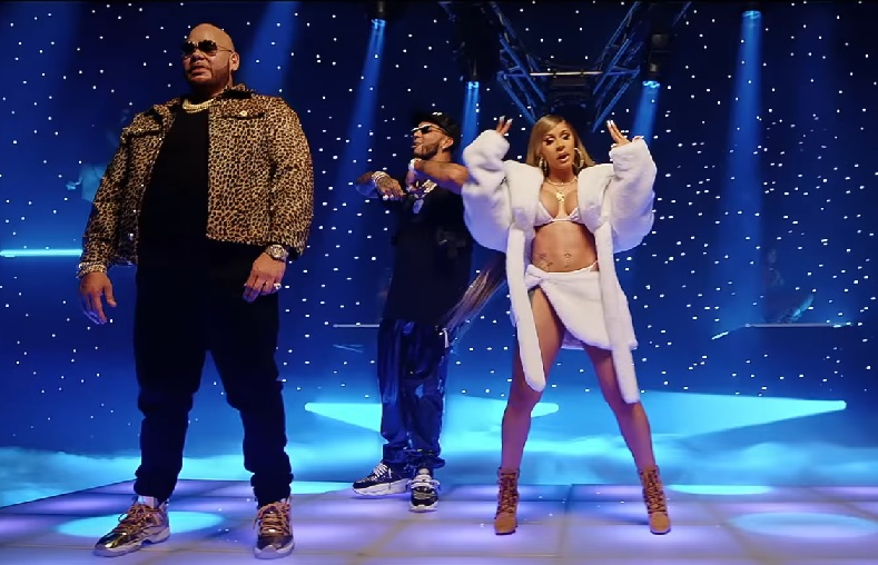 Fat Joe, Cardi B & Anuel AA - YES